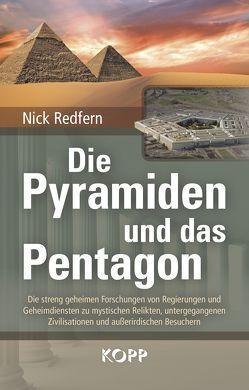 Die Pyramiden und das Pentagon von Redfern,  Nick