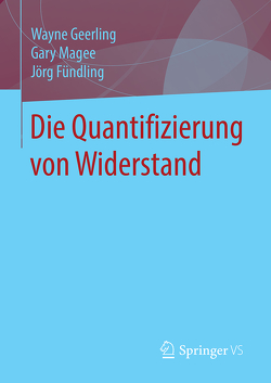 Die Quantifizierung von Widerstand von Fündling,  Jörg, Geerling,  Wayne, Magee,  Gary