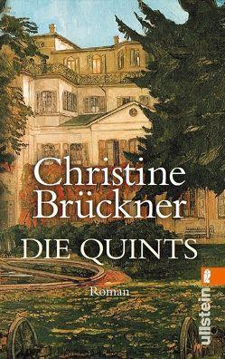Die Quints von Brückner,  Christine