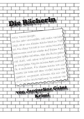 Die Rächerin von Gains,  Jacqueline