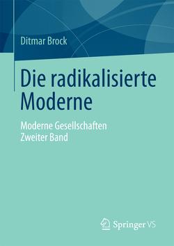 Die radikalisierte Moderne von Brock,  Ditmar