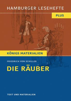 Die Räuber von Schiller,  Friedrich von