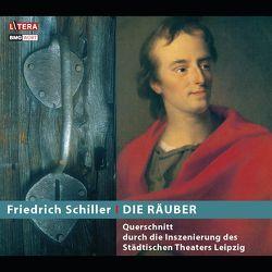 Die Räuber von Dehler,  Wolfgang, Gottschalk,  Christa, Grabbert,  Günter, Schiller,  Friedrich, Schulze,  Horst