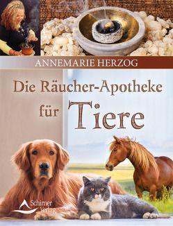 Die Räucherapotheke für Tiere von Herzog,  Annemarie