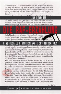 Die RAF-Erzählung von Henschen,  Jan