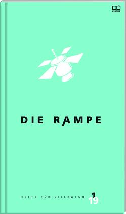 Die Rampe 1/2019 – PreisträgerInnen von Trauner Verlag