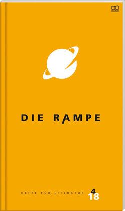 Die Rampe 4/2018 von Trauner Verlag