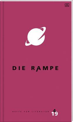 Die Rampe 4/2019 von Trauner Verlag
