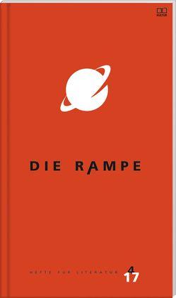 Die Rampe 4/2017 von Trauner,  Verlag GmbH