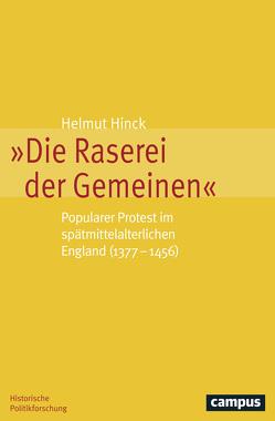 """""""Die Raserei der Gemeinen"""" von Hinck,  Helmut"""