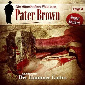 Die rätselhaften Fälle des Pater Brown von Chesterton,  G. K. (Gilbert Keith), Winter,  Markus