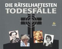 Die rätselhaftesten Todesfälle von Berg,  Erik, Bierstedt,  Detlef, Dramski,  Anna