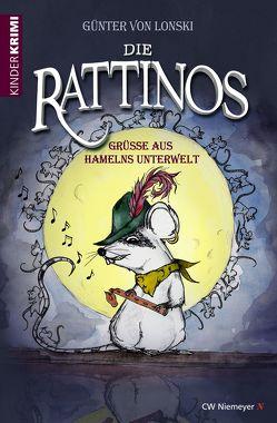 Die Rattinos von Lonski,  Günter von