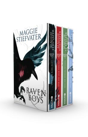 Die Raven-Boys-Reihe von Stiefvater,  Maggie