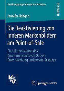 Die Reaktivierung von inneren Markenbildern am Point-of-Sale von Helfgen,  Jennifer