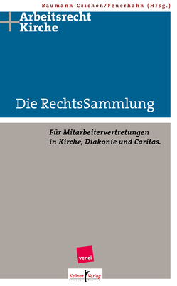 Die RechtsSammlung von Baumann-Czichon,  Bernhard