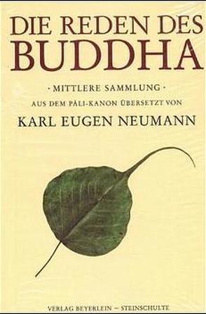 Die Reden des Buddha von Hecker,  H, Neumann,  K E