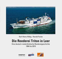 Die Reederei Triton in Leer von Focke,  Harald, Hilbig,  Karl-Heinz