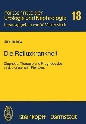 Die Refluxkrankheit von Heising,  J.