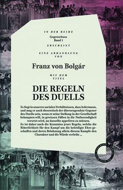 Die Regeln des Duells – Der Diplomat von Böhm,  Thomas, Cambon,  Jules, von Bolgár,  Franz