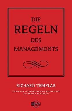 Die Regeln des Managements von Kleinau,  Tilmann, Templar,  Richard