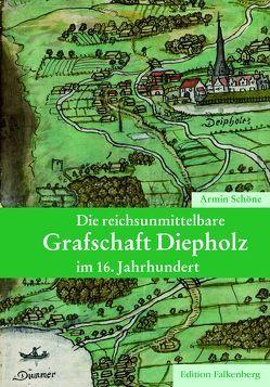 Die reichsunmittelbare Grafschaft Diepholz im 16. Jahrhundert von Schöne,  Armin