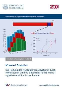 Die Reifung des Peptidhormons Systemin durch Phytaspasen und ihre Bedeutung für die Wundsignaltransduktion in der Tomate (Band 11) von Dreizler,  Konrad