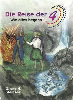 Die Reise der 4 von Steinsee,  G. und H.