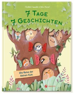 Die Reise der kleinen Eule von Chevrel,  Céline, Grossetete,  Charlotte, Schmidt-Wussow,  Susanne