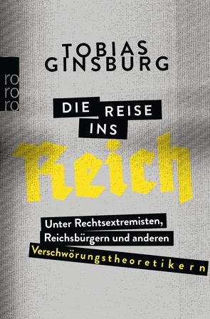Die Reise ins Reich von Ginsburg,  Tobias