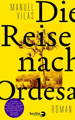 Die Reise nach Ordesa von Roth,  Astrid, Vilas,  Manuel