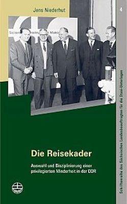 Die Reisekader von Niederhut,  Jens