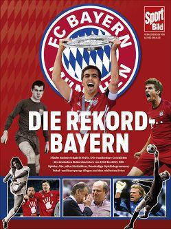 Die Rekord-Bayern von Draxler,  Alfred