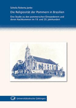 Die Religiosität der Pommern in Brasilien von Janke,  Scheila Roberta