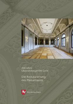 Die Restaurierung des Plenarsaals von Winghart,  Stefan