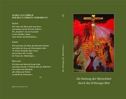 Die Rettung der Menscheit durch das Erlösungs-Blut von Wermter C.O.,  P. Winfried M.