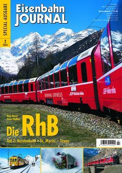Die RhB – Teil 2 von Moser,  Bernd, Pfeiffer,  Peter