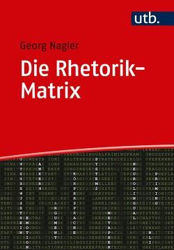 Die Rhetorik-Matrix von Nagler,  Georg