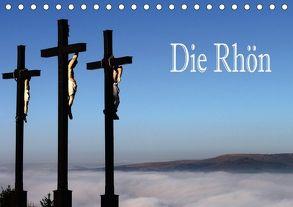 Die Rhön (Tischkalender 2018 DIN A5 quer) von Pfleger,  Hans