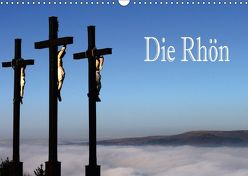 Die Rhön (Wandkalender 2018 DIN A3 quer) von Pfleger,  Hans