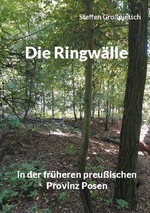 Die Ringwälle von Großpietsch,  Steffen