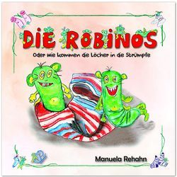 Die Robinos – Sockenmonster von Rehahn,  Manuela