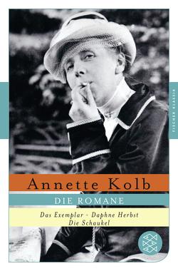 Die Romane von Kolb,  Annette