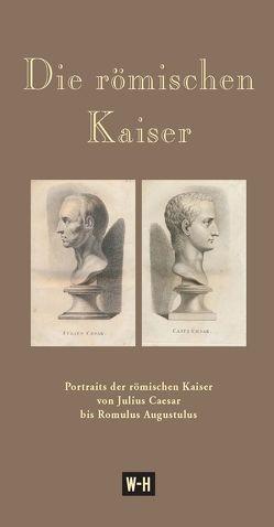 Die römischen Kaiser – Leporello von Konakowitsch,  Ted