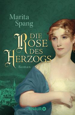 Die Rose des Herzogs von Spang,  Marita