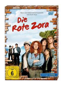 Die rote Zora (DVD) von Held,  Kurt, Kahane,  Peter