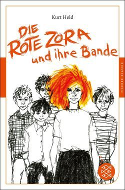 Die rote Zora und ihre Bande von Held,  Kurt
