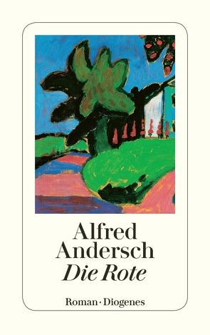 Die Rote von Andersch,  Alfred