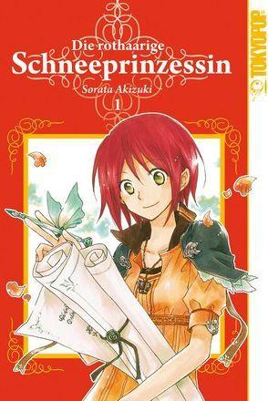 Die rothaarige Schneeprinzessin 01 von Akizuki,  Sorata