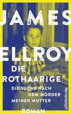 Die Rothaarige von Anders,  Heinrich, Ellroy,  James, Hohl,  Tina